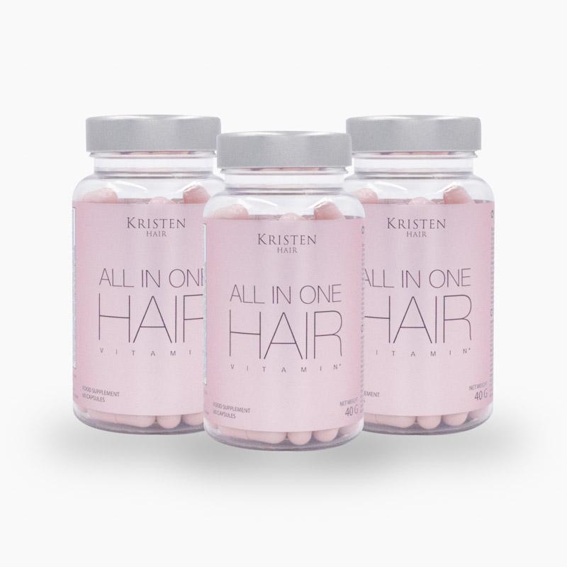 Kristen Hair Vitamin 3 month